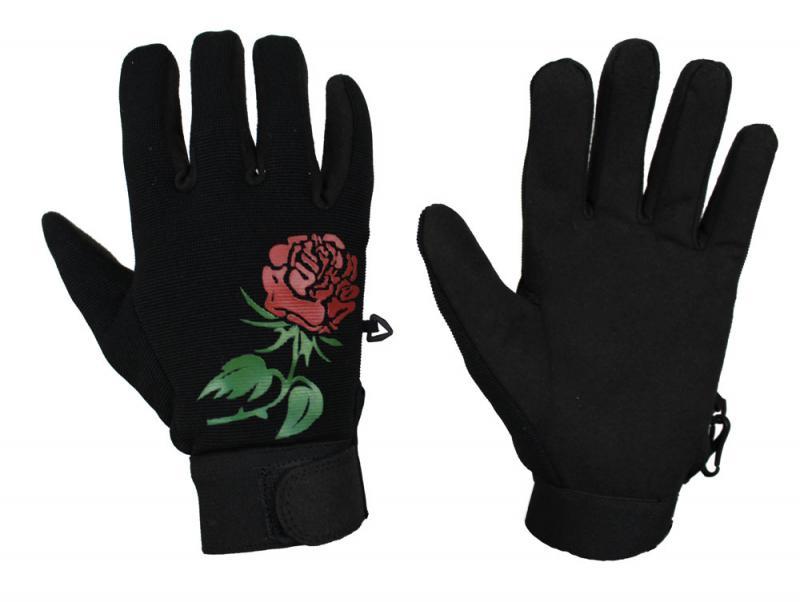 Rose Neopren Handschuhe Motorrad und Freizeit