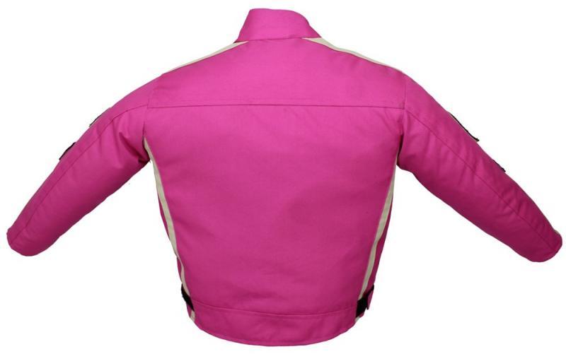 Kinder Motorrad Freizeit Biker Textil Jacke  Rocker Custom Kids Jacket