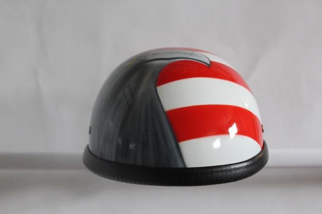 American Eagle Helm Chopper Biker